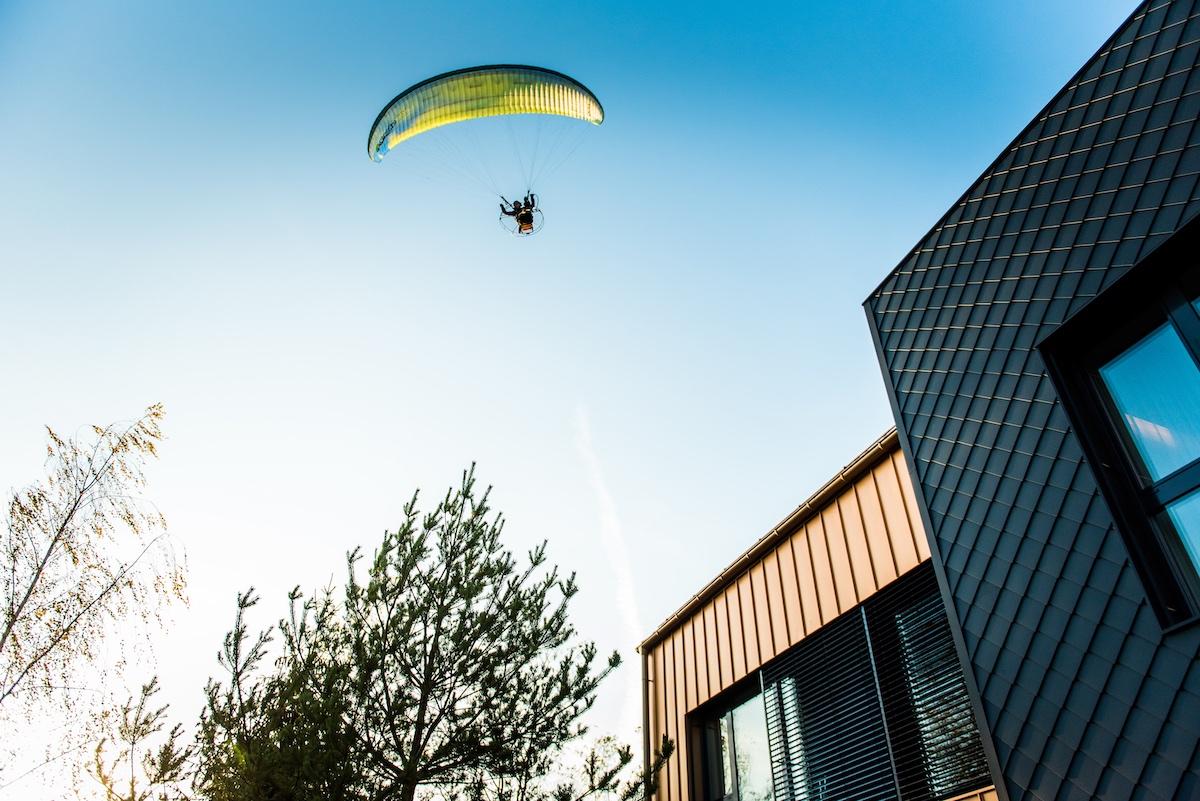 Norint įsigyti unikalų būstą, piloto teisės – būtinos