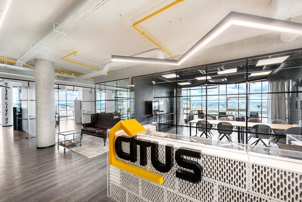 """""""Citus"""" rezervuotų būstų skaičius augo trečdaliu"""