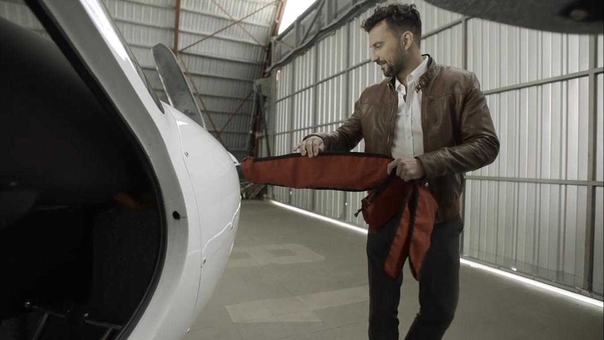 Mindaugas Vanagas – apie Aeronamų ideją